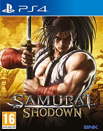 Samurai Shodown 2019 sur PS4