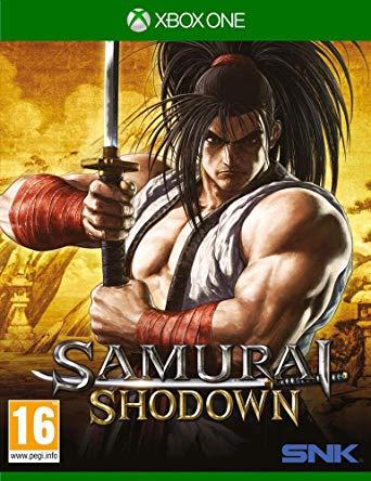 Samurai Shodown 2019 sur ONE