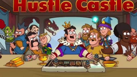 Hustle Castle sur PC