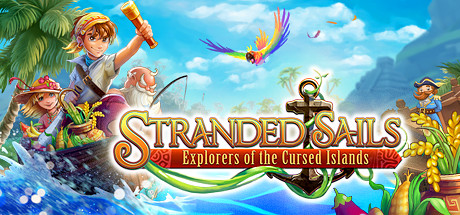 Stranded Sails - Explorers of the Cursed Islands sur PC