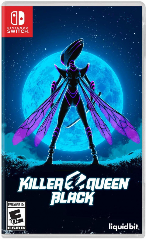 Killer Queen Black sur Switch