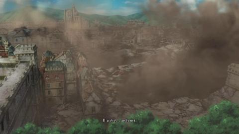 Chapitre 17 : La forteresse inexpugnable (Arc alternatif)