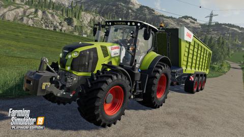 Farming Simulator 19 : La Platinum Edition arrivera en octobre