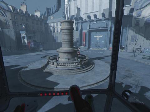 Wolfenstein Cyberpilot : un premier pas timide dans la réalité virtuelle
