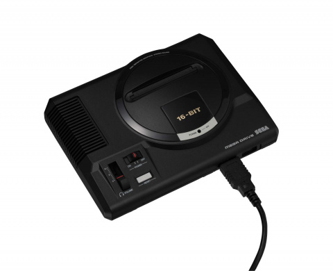 Mega Drive Mini : SEGA repousse la sortie de deux semaines