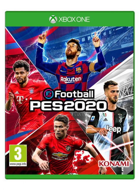 eFootball PES 2020 sur ONE