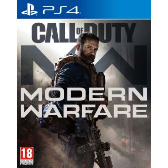 Call of Duty : Modern Warfare sur PS4
