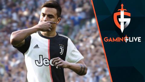 eFootball  PES 2020 : Juventus Turin - FC Barcelone, match au sommet