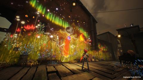 Concrete Genie : Le jeu d'aventure qui colorise les noirs desseins