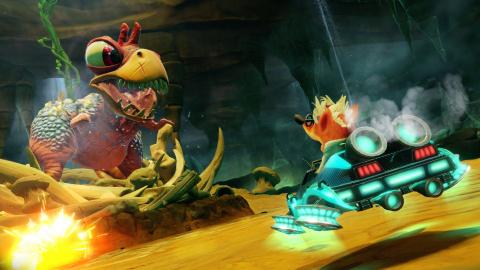 Crash Team Racing : Nitro-Fueled - Le contenu gratuit Grand Prix 2 détaillé