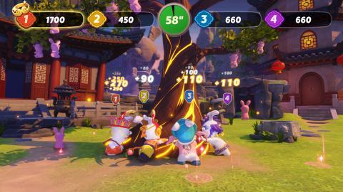 Lapins Crétins : un nouveau party-game va accompagner le lancement de la Switch en Chine