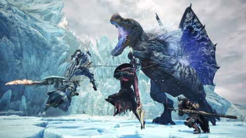 Monster Hunter World passe le cap des 14 millions de copies écoulées