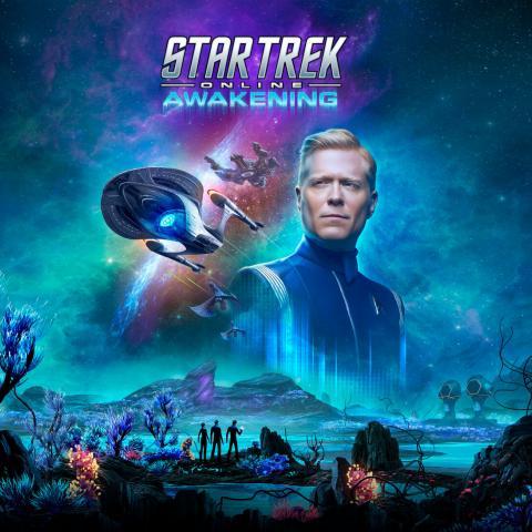 Star Trek Online : Awakening sur PS4