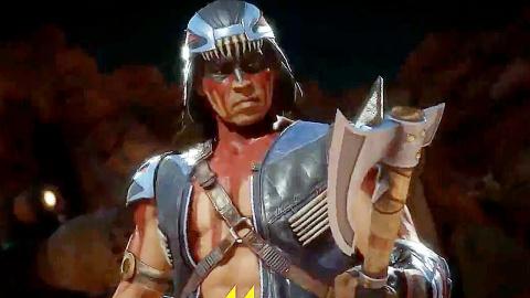 Mortal Kombat 11 : La date d'arrivée de Nightwolf officialisée