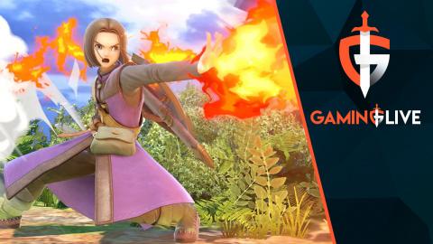 Super Smash Bros. Ultimate : le mode classique du Héros de Dragon Quest en coop