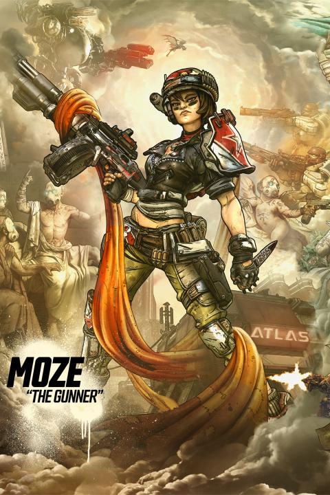 Borderlands 3 : Moze sort l'artillerie lourde