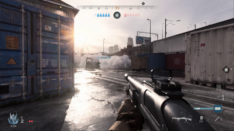 Call of Duty : Modern Warfare – The excellence of a multi