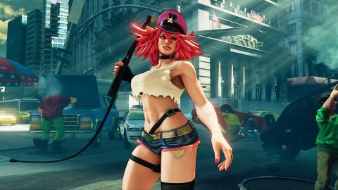Street Fighter V : Du contenu à venir en novembre et décembre