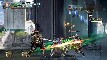 Granblue Fantasy Versus montre son mode RPG en action