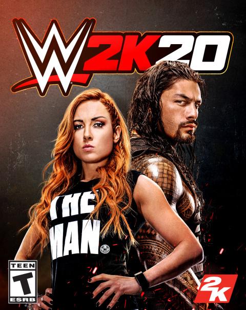 WWE 2K20 sur PS4