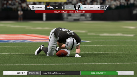 Madden NFL 20 est à tester gratuitement jusqu'à dimanche sur Xbox One