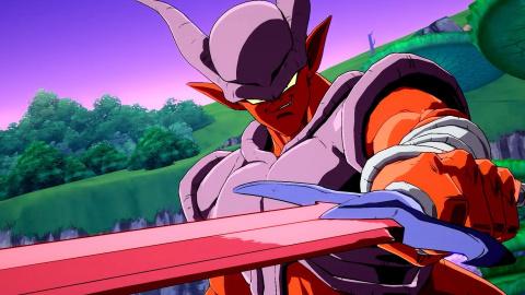 Dragon Ball FighterZ : Janemba et Gogeta SSGSS déchaînent leur puissance
