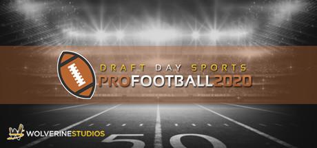 Draft Day Sports : Pro Football 2020 sur PC