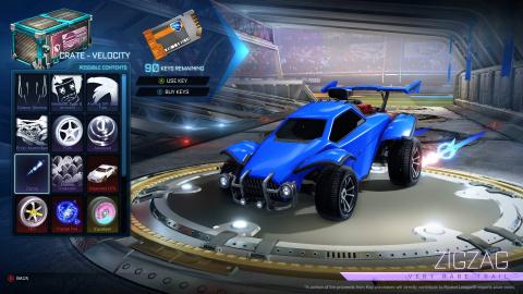 Rocket League va remplacer son système de loot boxes en fin d'année