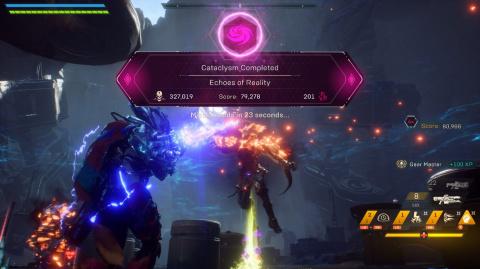Anthem : le Cataclysme est lancé avec la mise à jour 1.3.0