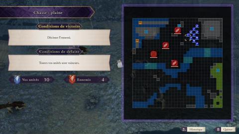 Chapitre 20 : La forteresse inexpugnable