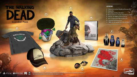 The Walking Dead : The Telltale Definitive Series : les précommandes sur Xbox One sont ouvertes