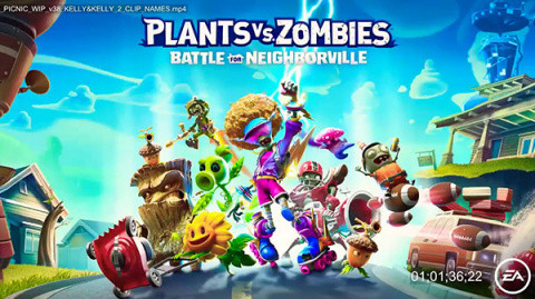 Plants Vs Zombies : La Bataille de Neighborville