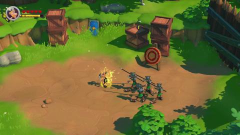 Astérix & Obélix XXL 3 : Un jeu d'action accessible ? C'est leur idée fixe - gamescom 2019