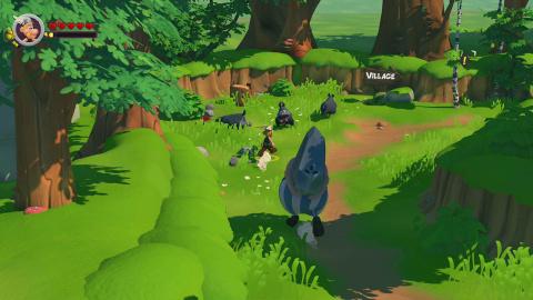 Astérix & Obélix XXL 3 tweete son gameplay