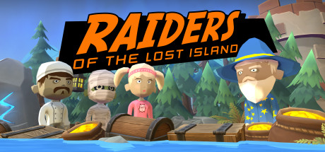 Raiders Of The Lost Island sur PC