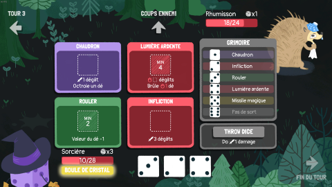 Dicey Dungeons : le rogue-like est disponible sur Nintendo Switch