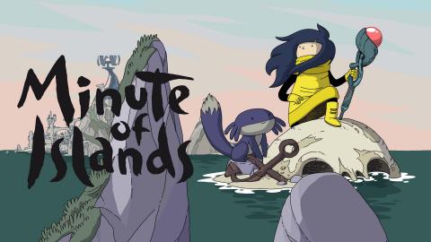 Minute of Islands sur PS4