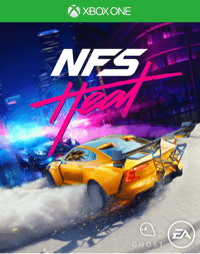 Need For Speed Heat sur ONE