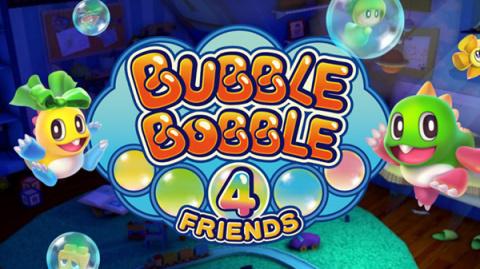 Bubble Bobble 4 Friends sur Switch