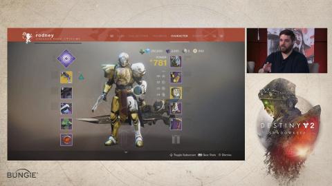 Destiny 2 dévoile les Armures 2.0 du Bastion des Ombres