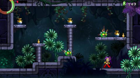 Shantae 5 : WayForward annonce le titre définitif et de nouveaux détails