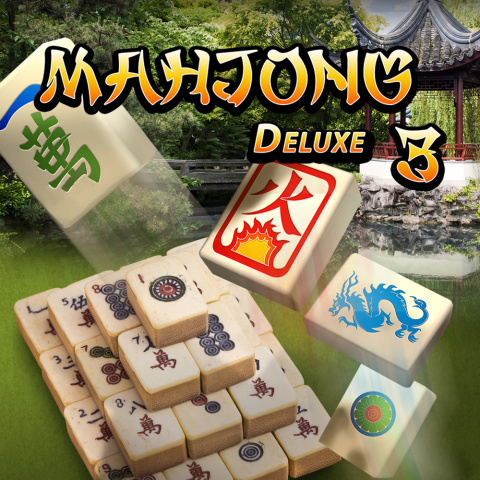 Mahjong Deluxe 3 sur Switch