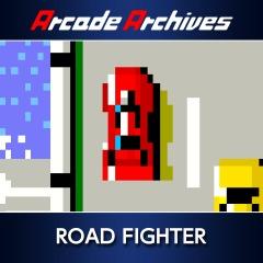 Road Fighter sur PS4