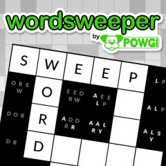 Wordsweeper by POWGI sur PS4