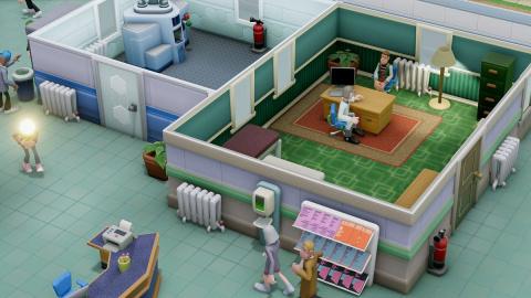 Two Point Hospital : les développeurs annoncent une nouvelle mise à jour
