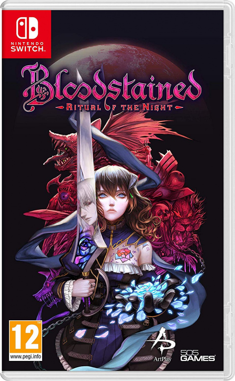 Bloodstained : Ritual of the Night sur Switch