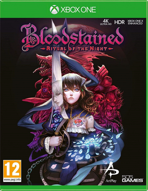 Bloodstained : Ritual of the Night sur ONE