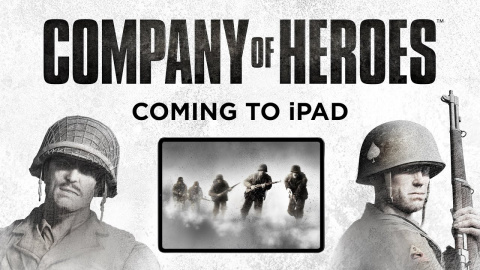 Company of Heroes sur iOS