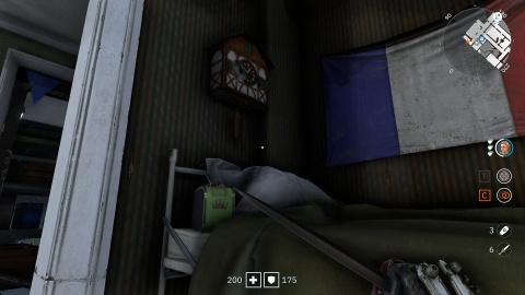Zone de détention n°4, les collectibles