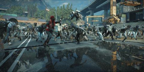 Tencent Games - SYNCED : Off-Planet : un World War Z en monde-ouvert ?